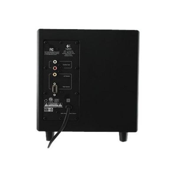 Logitech Z-523 - speaker system - for PC