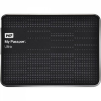 WD 1TB My Passport Ultra Portable Black Hard Drive